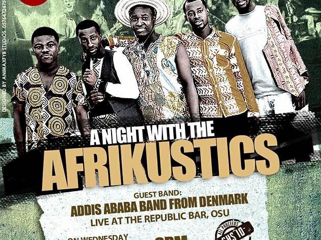 Afrikustics