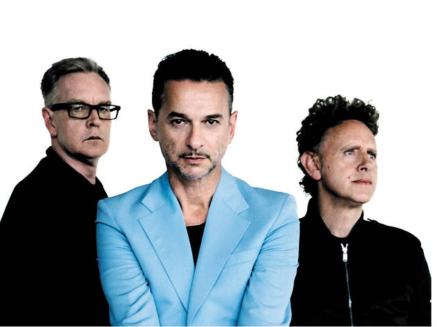 Depeceh Mode regresa a la CDMX
