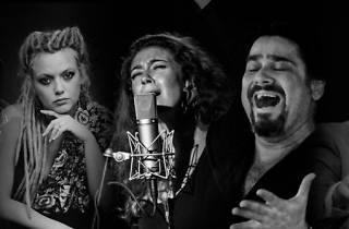 Saetas flamencas. Tres generaciones