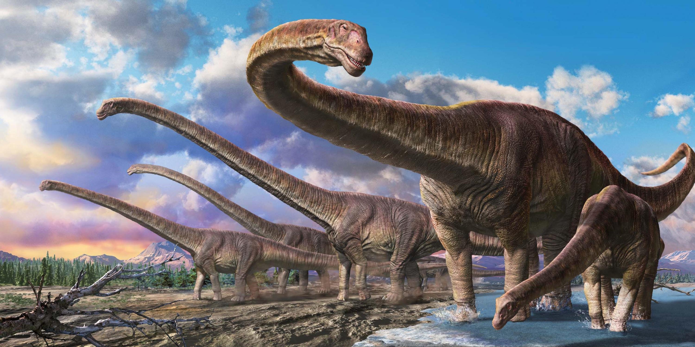 The Giga Dinosaur Exhibition