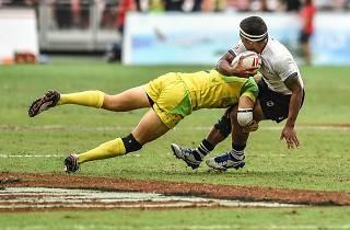 HSBC Rugby Singapore Sevens