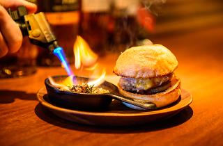 Smoked restaurants top