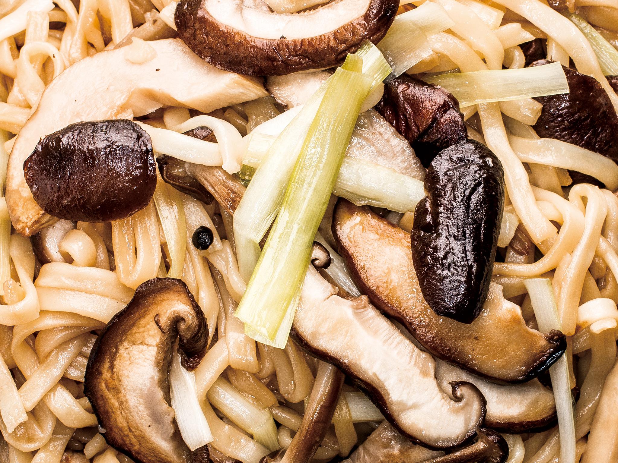 o veggie e fu noodles