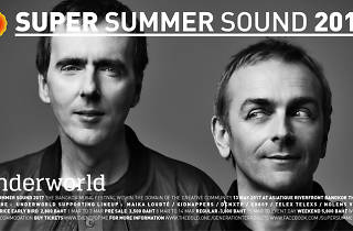 Super Summer Sound Underworld