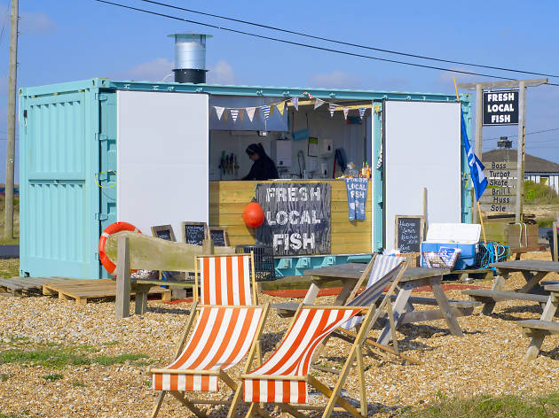 Dungeness Snack Shack