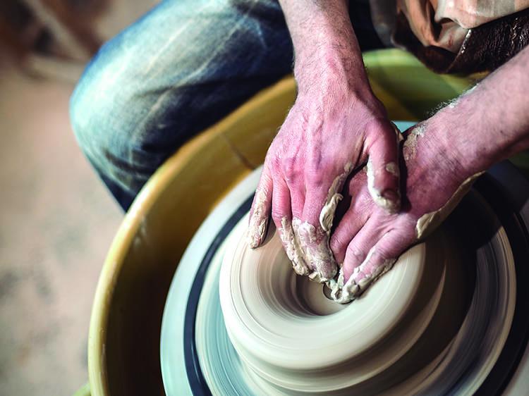 Ceràmica, matèria viva