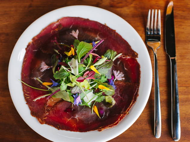 best restaurants in london bridge, arabica