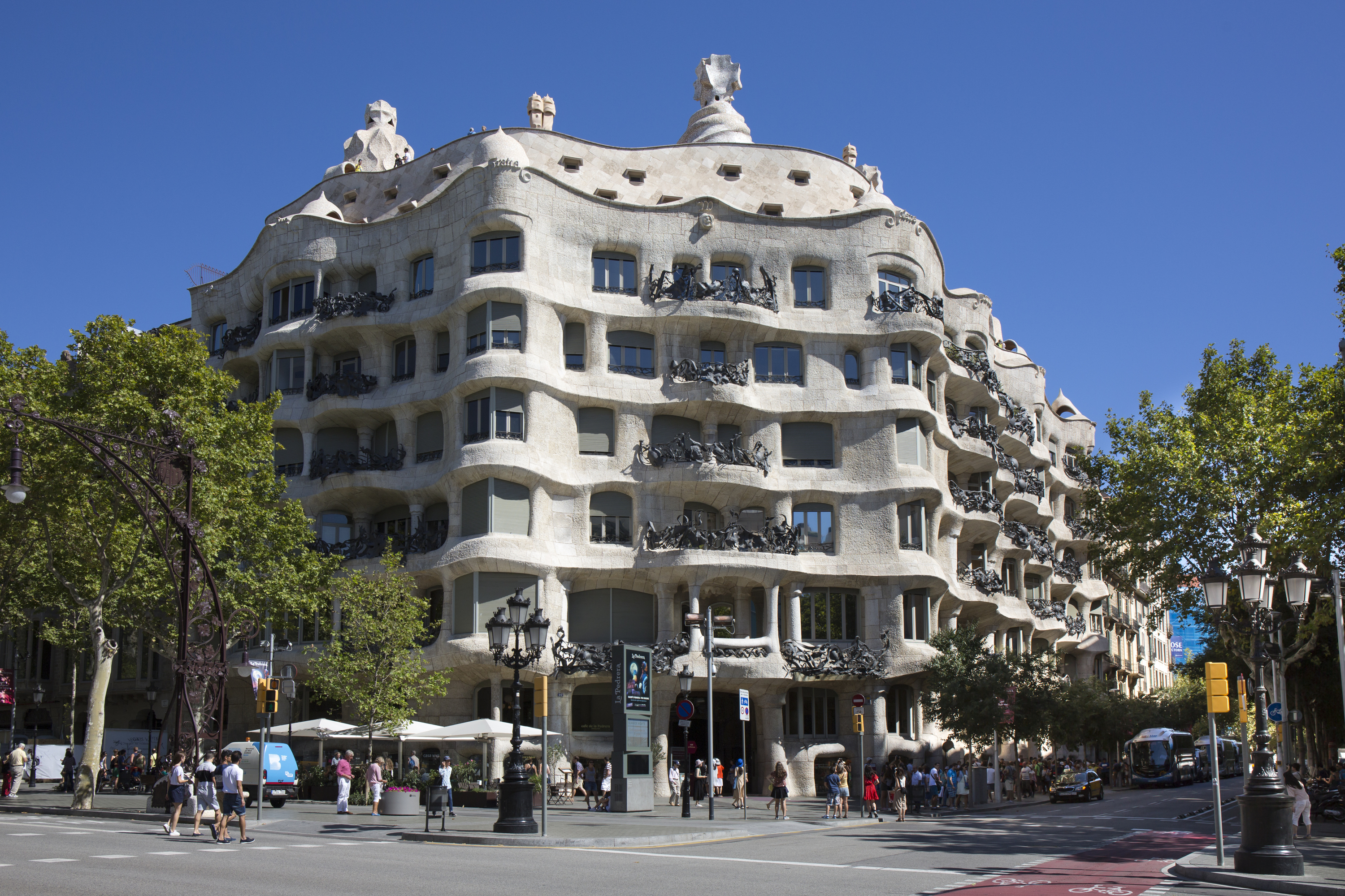 Explore Gaudí and modernisme