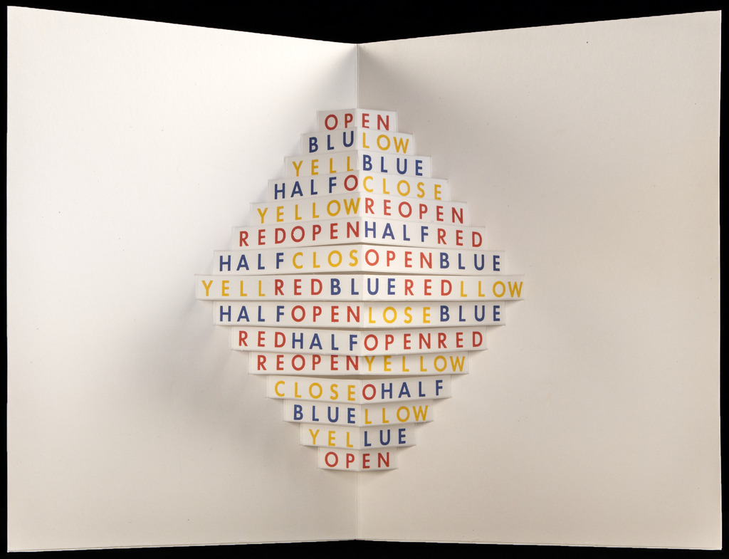 Concrete Poetry: Words and Sounds in Graphic Space