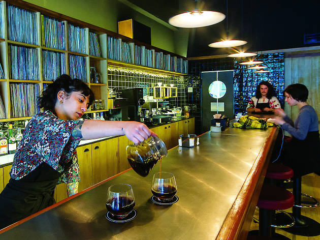 Os melhores cafés no Porto