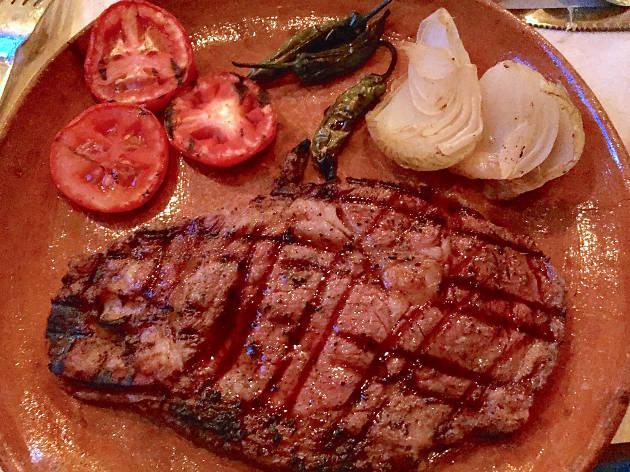 Cortes de carne en la Ciudad de México