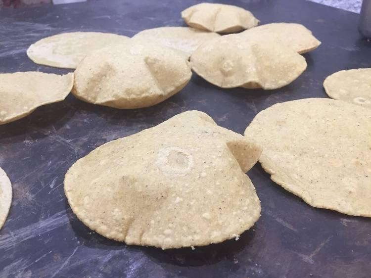 Conferencia: Tortilla ceremonial