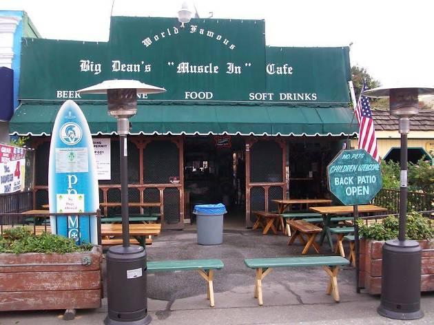 Image result for Big Dean's Ocean Front Café