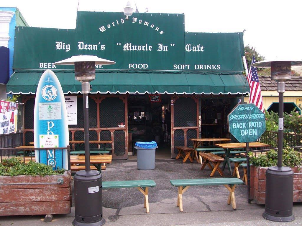 Big Dean's Oceanfront Café