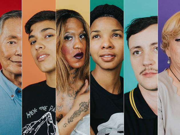 These six people are pouring their talent, energy and heart into L.A.'s LGBT community