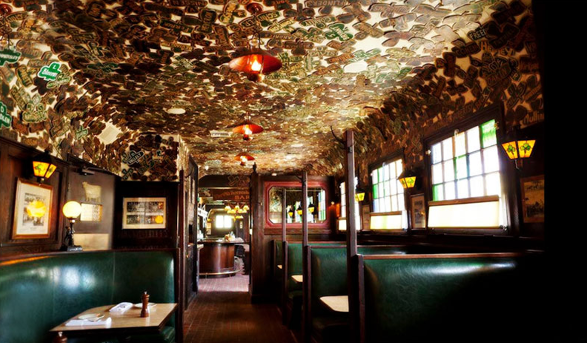 Historic L.A. bars loved by classic celebrities