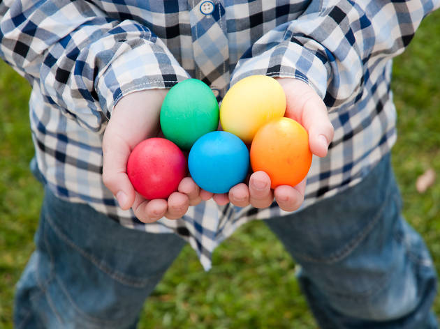 Eggcellent Easter Eggtivities
