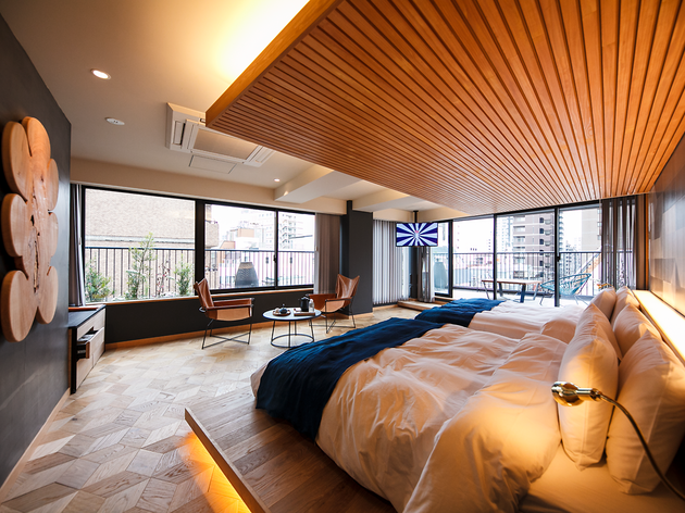 The best hotels and hostels in Asakusa
