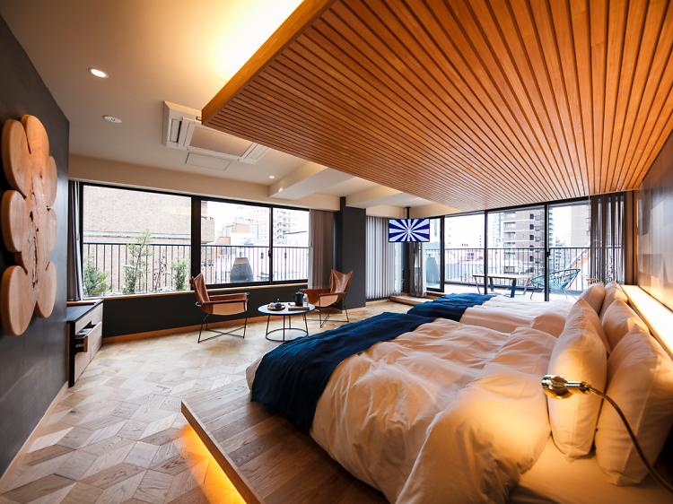 東京、泊まりたいホテル&ホステル2017