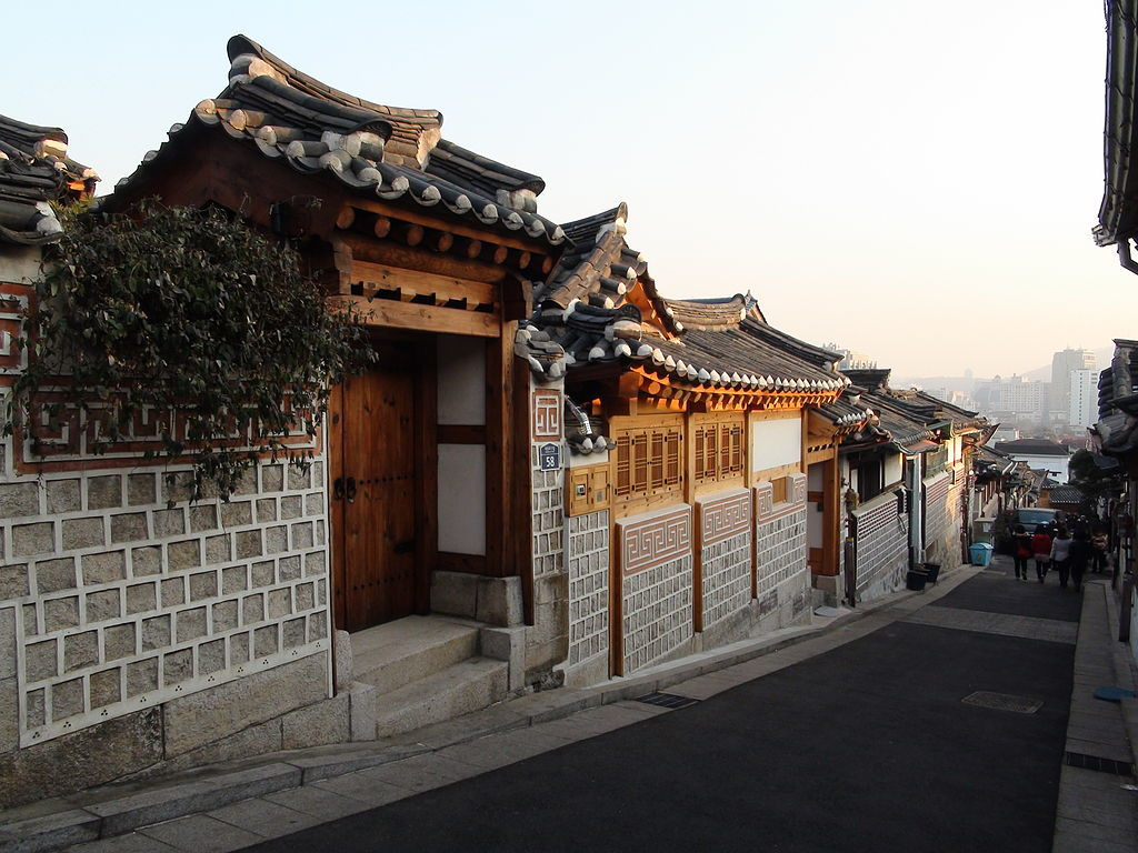 Bukchon Hanok Village Walking Tour