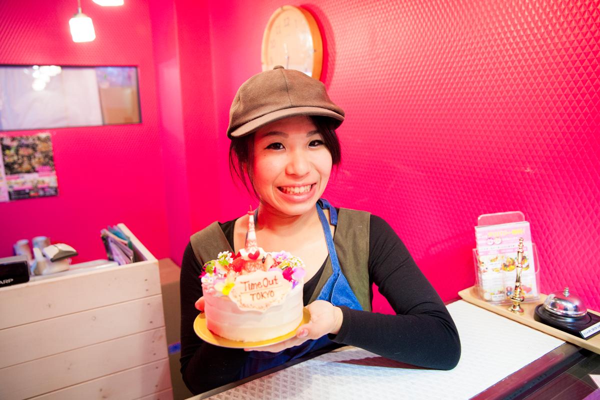 ローカルレジェンド#14 夜のケーキ屋さん Juli