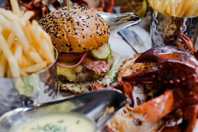 Burger & Lobster Threadneedle Street