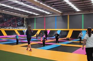 Airborn Indoor Trampoline Park Roxburgh Park