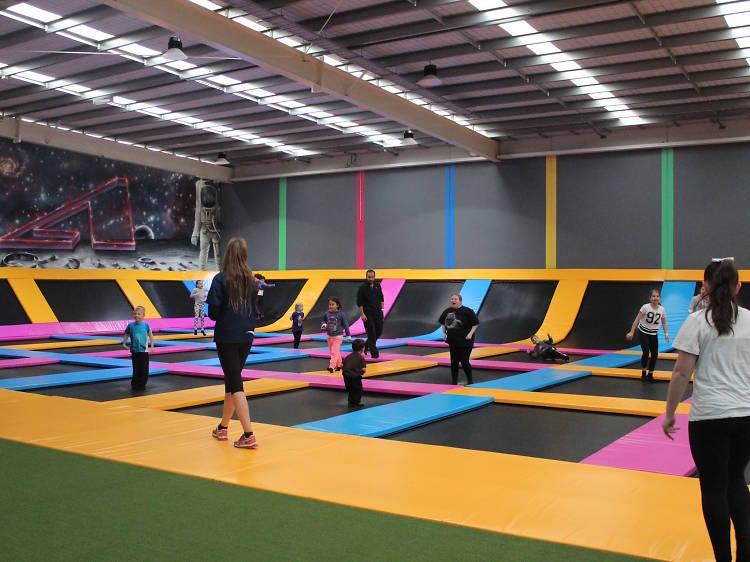 Airborn Indoor Trampoline Park
