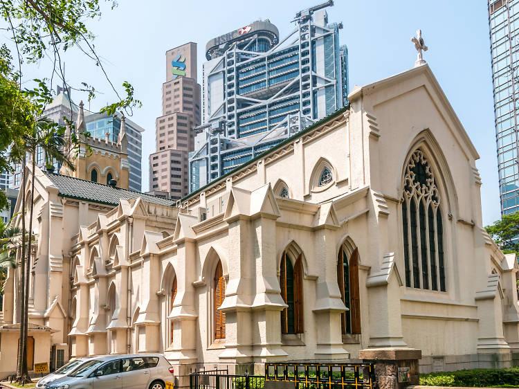 聖約翰座堂:歌德式建築古蹟