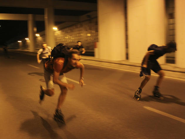 urban rollers