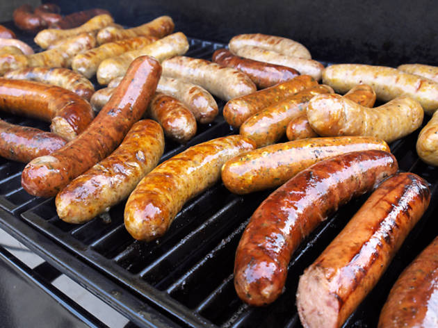 An actual sausage fest is coming to London this summer