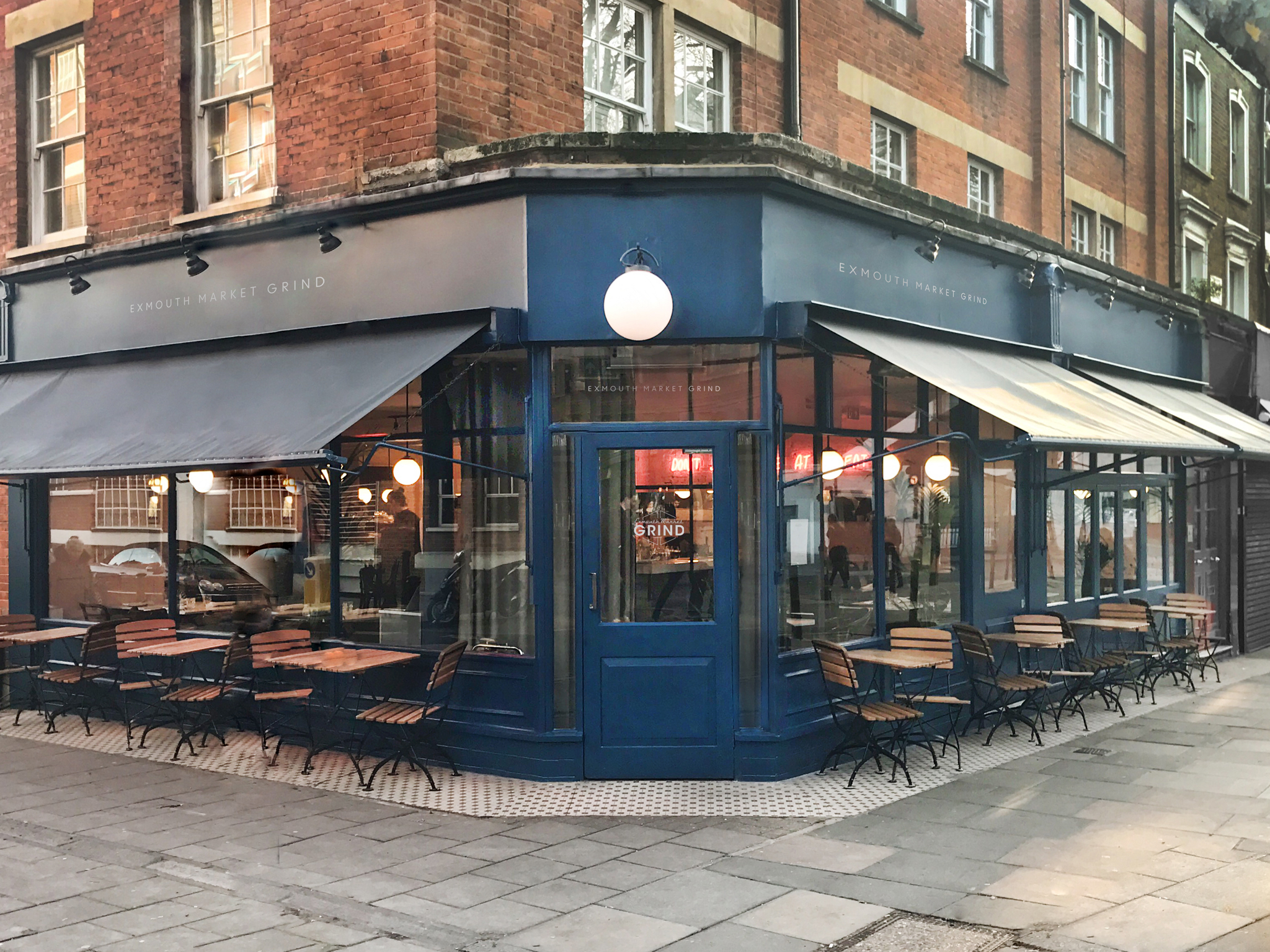 Explore: Exmouth Market