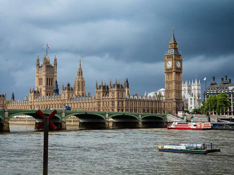 South Bank photography private walking tour