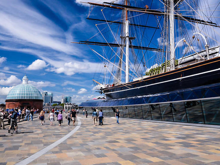 Two-hour private photography walking tour in Greenwich