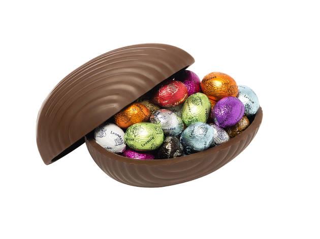 Cinco ovos da Páscoa para oferecer