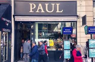 Chez Paul Boycott boutiques viennoiseries magasins