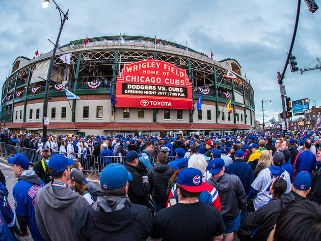9467f22f876 The Chicago Cubs are offering a  10 ticket lottery for every home game this  season
