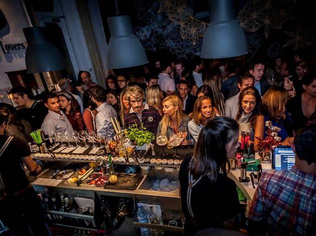 Dez bares para beber gin em Lisboa