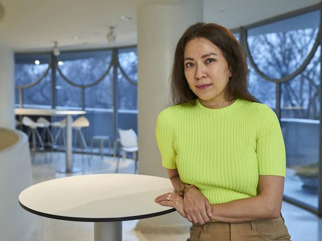 Anicka Yi discusses how scent became the focus of her art