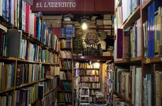 Librería El Laberinto (Foto: Mattza Tobón)