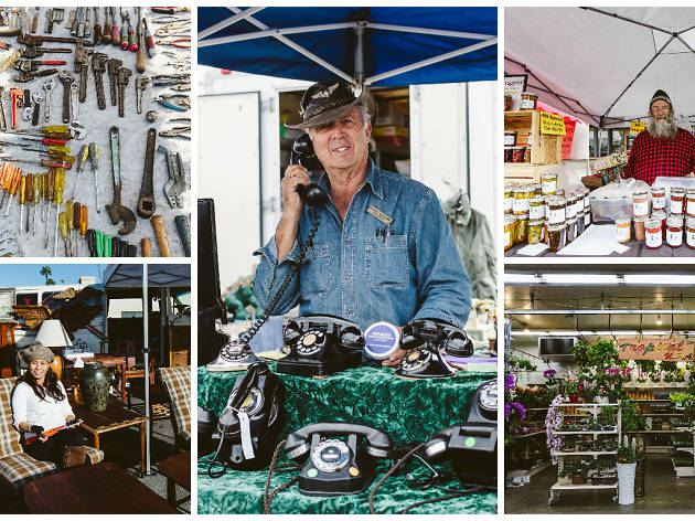 Six of L.A.'s top markets selling everything from fresh produce to collectible comics