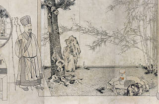 Zheng Li: Reflections of the Classical Garden