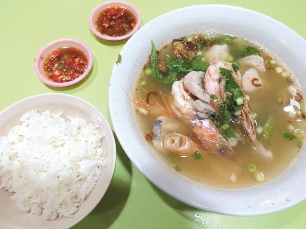 Piao Ji Fish Soup