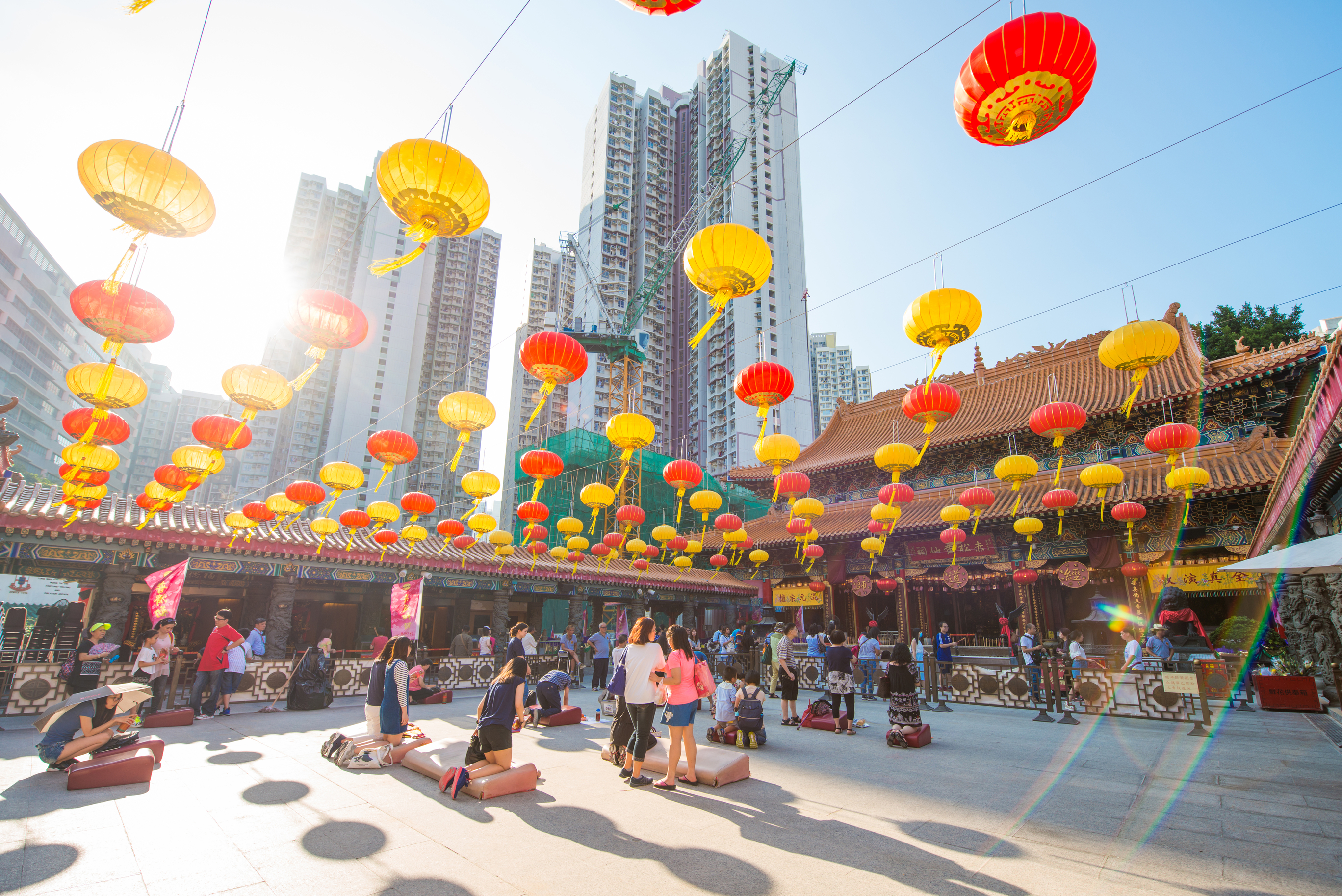 The best things to do in Hong Kong during Chinese New Year