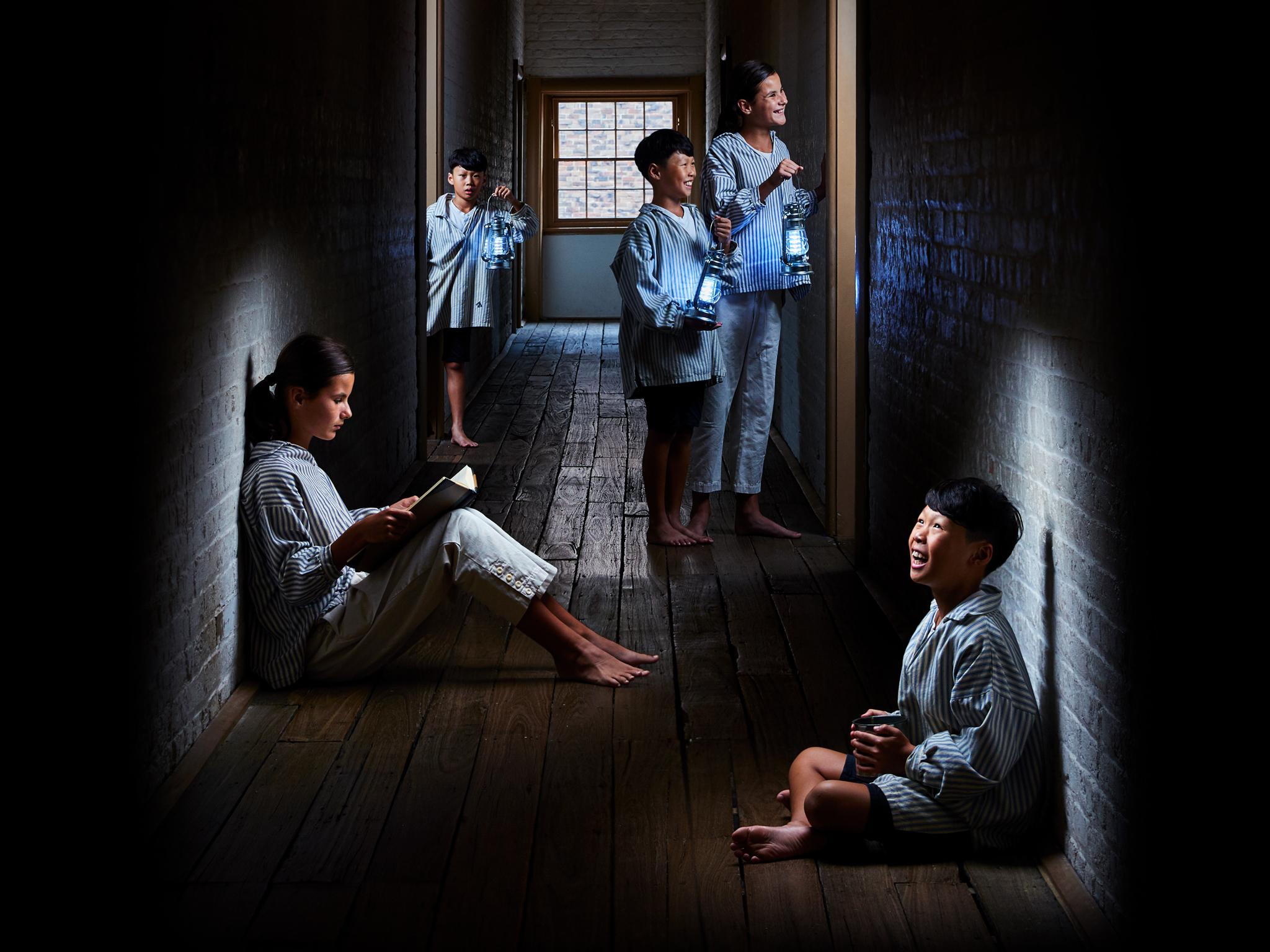 Convict Escapades