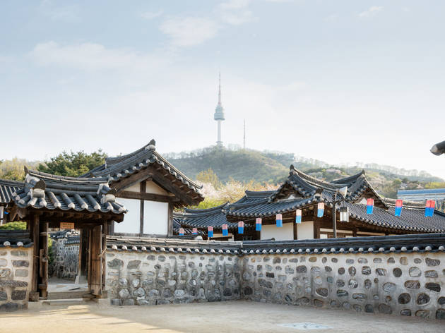 Part 3. Hanok attractions