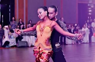 KLDSA Malaysia Open Dancesport Championship