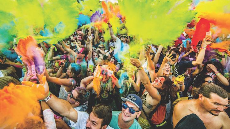 Avrupa'nın en iyi açık hava müzik festivalleri