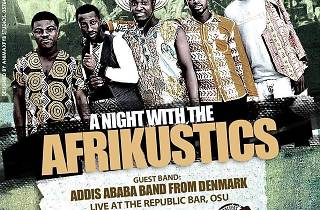 A Night With The Afrikustics