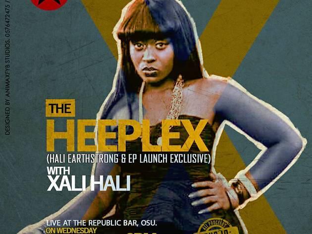 Xali Hali Album Launch